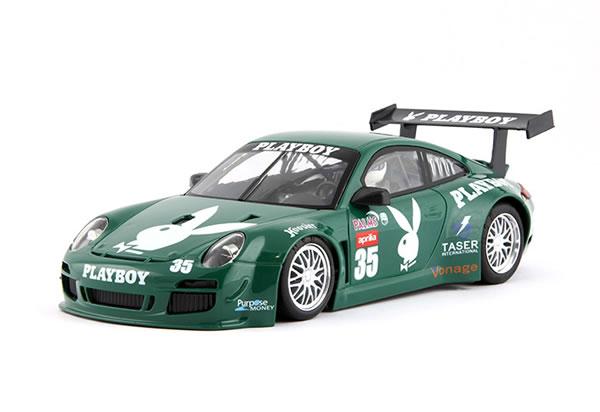 """Porsche 997 GT Daytona 2007 #35 """"green"""""""