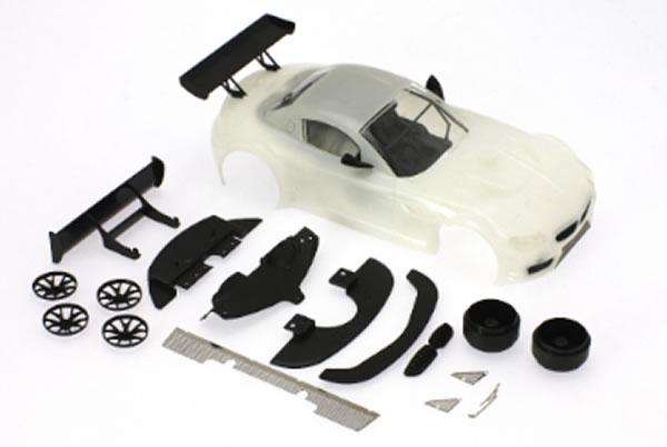 SC-3604-01 Carrosserie BMW Z4 Scaleauto