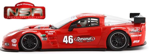 SET07 - Corvette C6R - 24h Daytona 2012 NSR