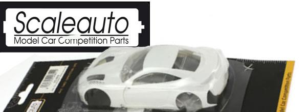 Scaleauto - Kit carrosserie des GT
