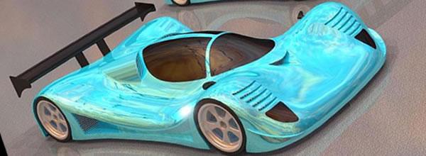 TAZ Proto Slot: Un projet génial de voiture de slot