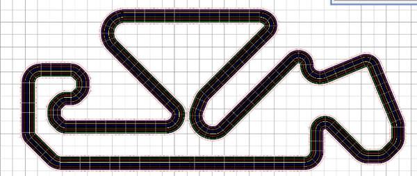 le circuit des Wanted LMP Slot It