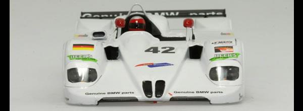 Arrow Slot - la BMW V12 LMR pour le slot est annoncée