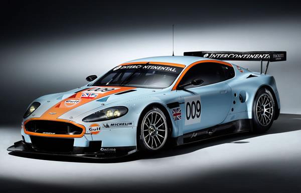 Aston Martin DBR9 Gulf Oil