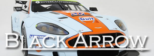 Black Arrow - Aston Martin DBR9 Gulf BACM01A