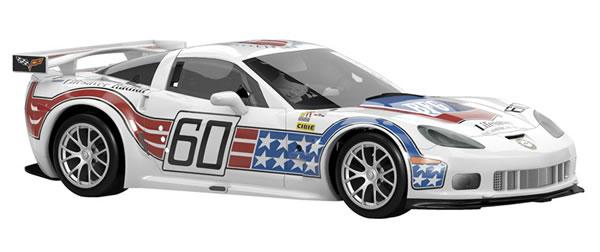 Coffret Corvette Scalextric 60th