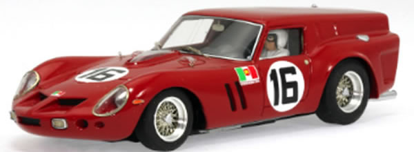 Racer: Deux versions pour la Ferrari 250 GT Breadvan