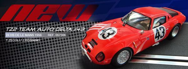 Flyslot Alfa Romeo TZ2 ref 57306