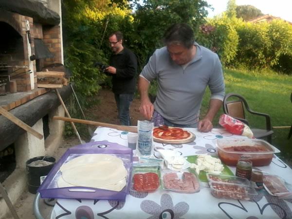 Grodino en pizzaiolo
