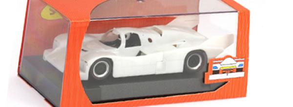Kit a peindre de la Porsche IMSA Slot It