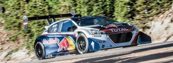 Pikes Peak - Sébastien Loeb explose le chrono regarder