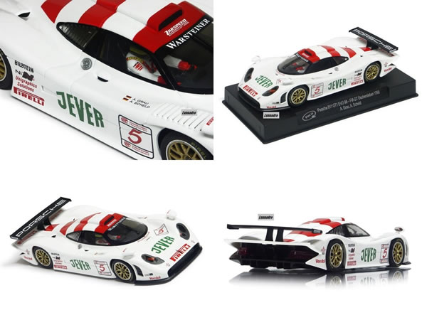 Porsche 911 GT1 EVo 98 Slot it (SICA23a)