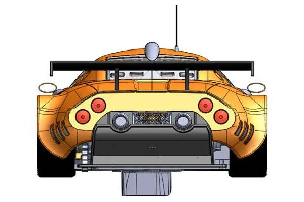 Spyker C8 GT2R SC6042