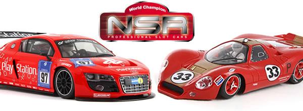 nouveautés NSR Slot Racing Juillet 2013
