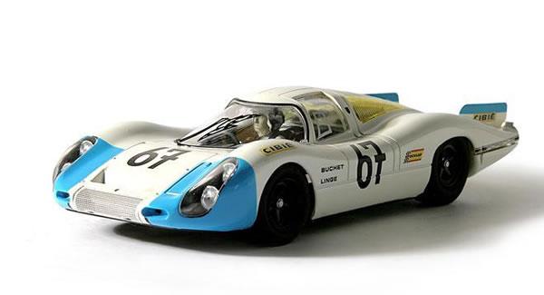 SCR1 - Porsche 907LH Le Mans 1968