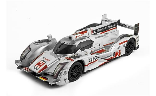 AUDI R18 FUJI WEC LIGHTENED
