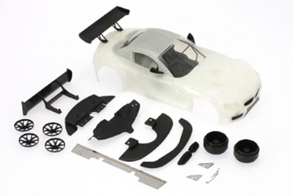 SC-6061B KIT BMW Z4 RALLYE & PISTE SCALEAUTO