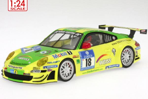 SC-7041 Porsche 911 GT3 24h Nurburgring Scaleauto