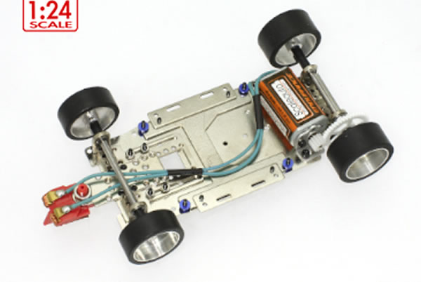SC-8000RTR2- Chassis Scaleauto