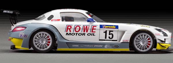 Scaleauto - Une Mercedes SLS AMG GT3 300 au 1-24