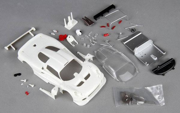 Avant Slot - Kit carrosserie blanc Lotus Elise 20214