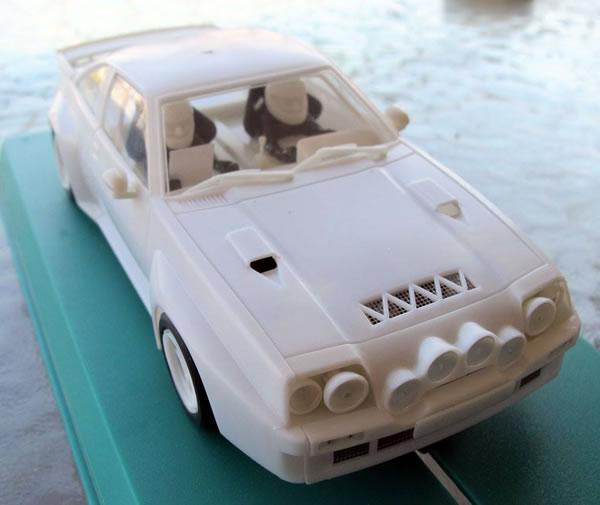 Avant Slot Opel Manta moule