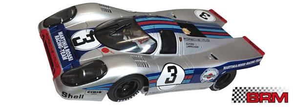 BRM - La Porsche 917k Martini en édition limitée