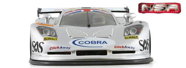 NSR La Mosler Daytona 2003 Silver (1165) dévoilée