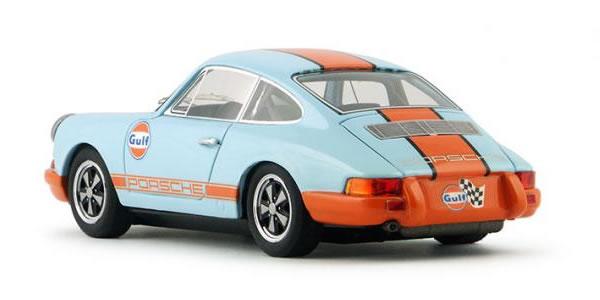 Racer: La Porsche 911S Gulf Edition 1971 Silverline