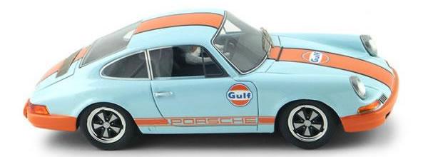 Racer La Porsche 911S Gulf Edition 1971 Silverline