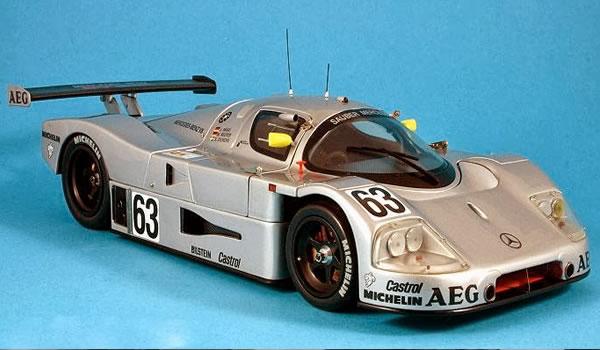 Sauber Mercedes C9 Le Mans 1989