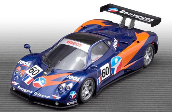 Scaleauto Pagani Zonda Bouygues SC-6045