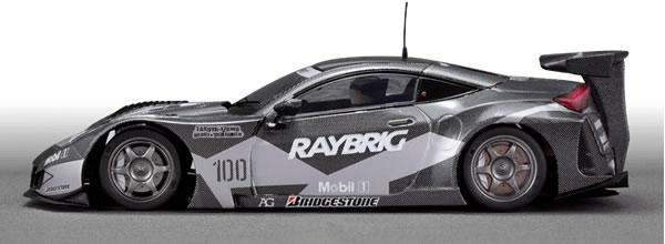 Scaleauto annonce la Honda HSV-10 Raybrig Carbonne