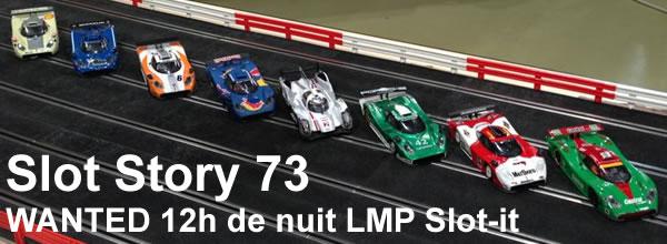 Slot Story 73 Génial Les Wanted LMP Slot It