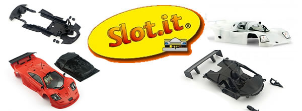 les nouveautés Slot It
