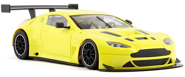 1166AW - ASV GT3 Test Car Yellow - TRIANG - AW King EVO3