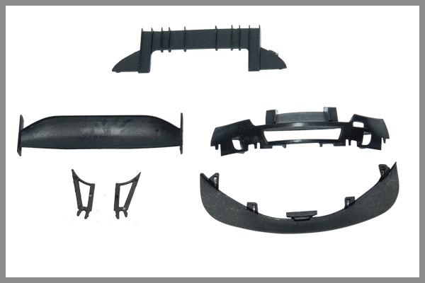 Black Arrow kit d'accessoires de carrosserie souple