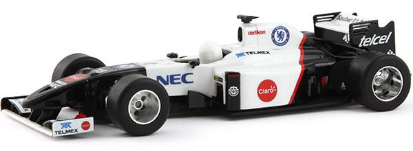 All Slot Car: Des évolutions sur les châssis de ses F1