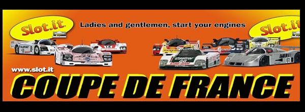 La première Coupe de France Slot it est annoncée