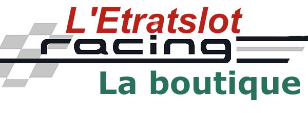 LetratSlot Racing la boutique