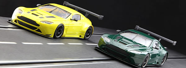NSR Deux nouvelles ASV GT3 pour les circuits routiers