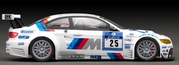 Scaleauto Une nouvelle BMW M3 GT2 à l'échelle 1-24