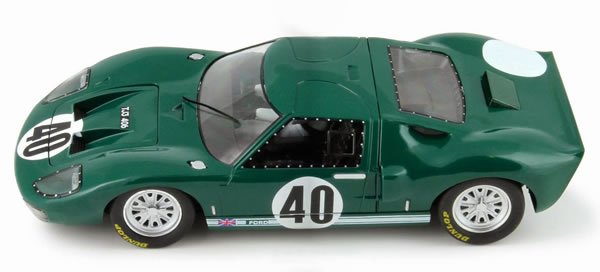 Slot.it La Ford GT40 Spa-Francorchamps 1966 - CA18C