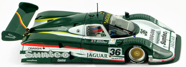Slot.it la Jaguar XJR12 Suntec (CA13D)