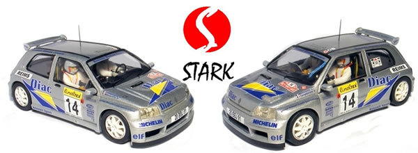 Stark Slot: annonce l'arrivée de sa Renault Clio Maxi de 1995