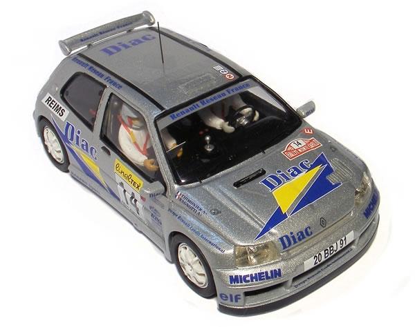Stark Slot annonce l'arrivée de sa Renault Clio Maxi de 1995