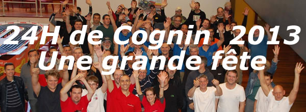 24H de Cognin 2013
