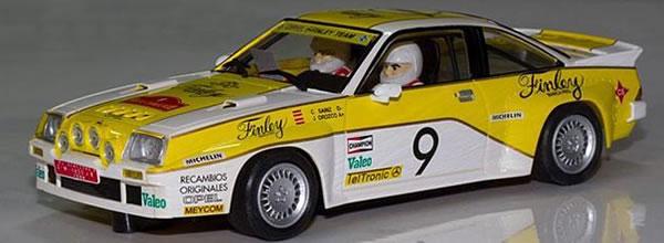 Avant Slot Une Opel Manta 400 pour Noël