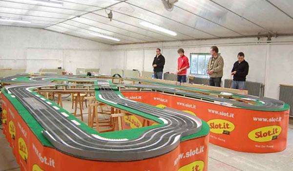 BSR21 Un nouveau club de slot racing en Côte d'Or