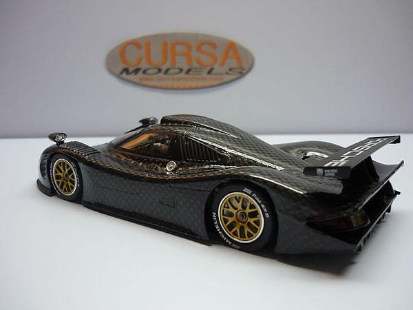 Cursa Models 4 grammes pour une carrosserie de Porsche 911 GT1